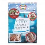Calendario meses destacaveis